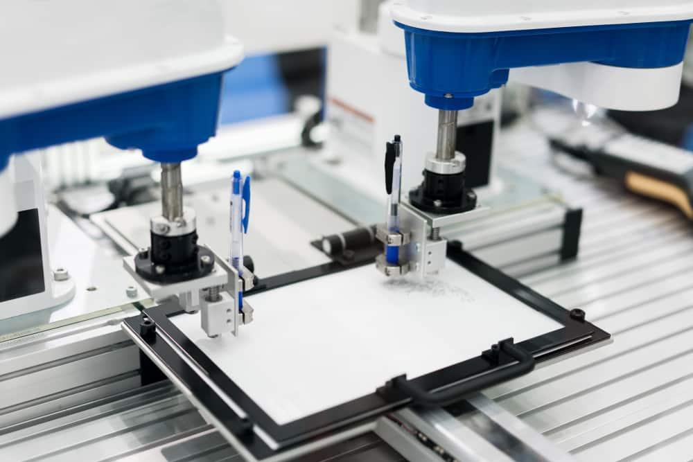 水平多関節ロボット
