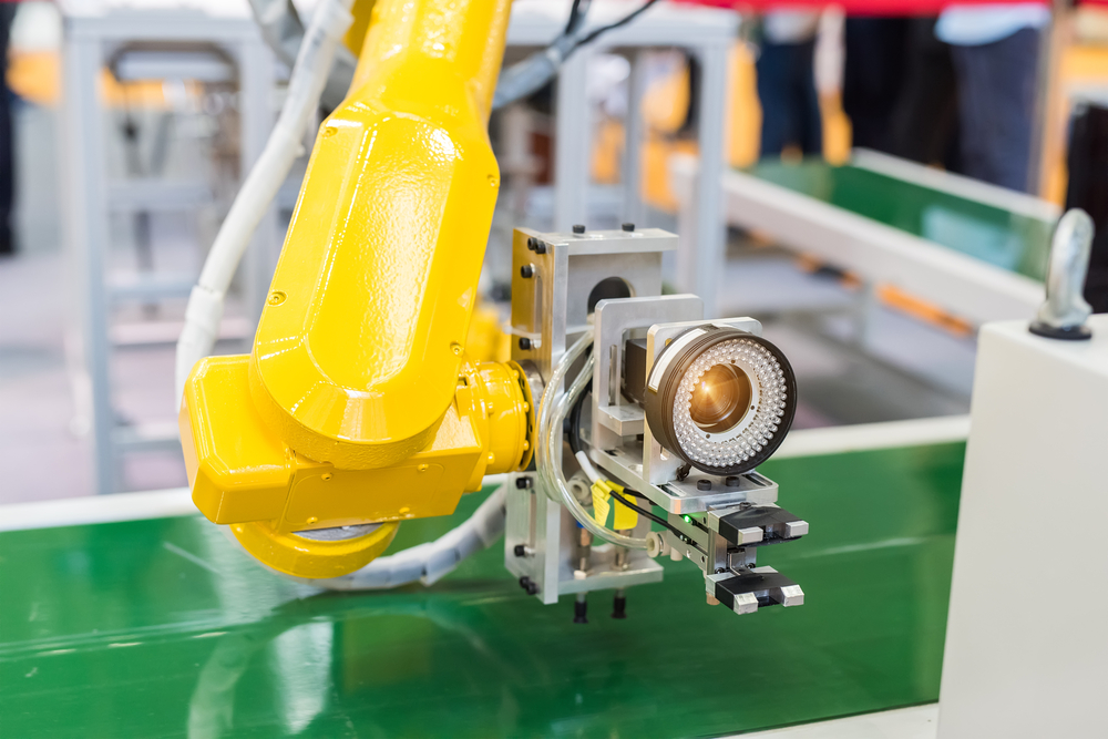 ロボットビジョンの例