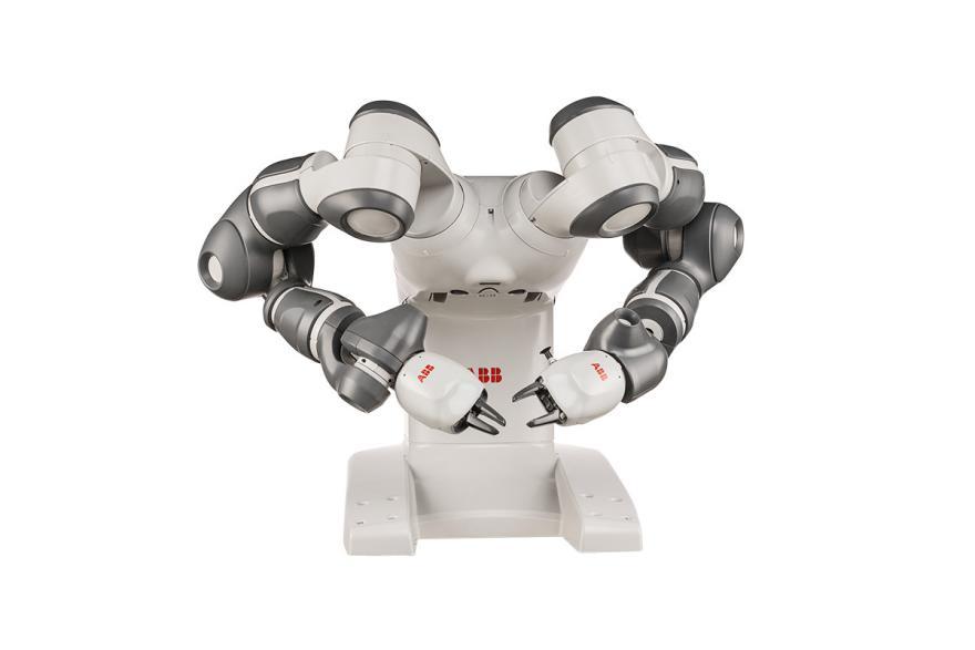 協働型双腕ロボット