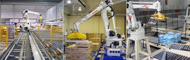 川崎重工業ロボット