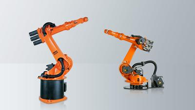 KUKAロボット2