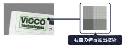 画像処理エッジ検出 ヴィスコ・テクノロジーズ