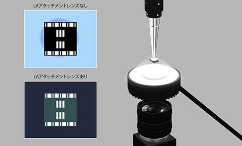 画像処理エッジ検出 オプテックス・エフエー