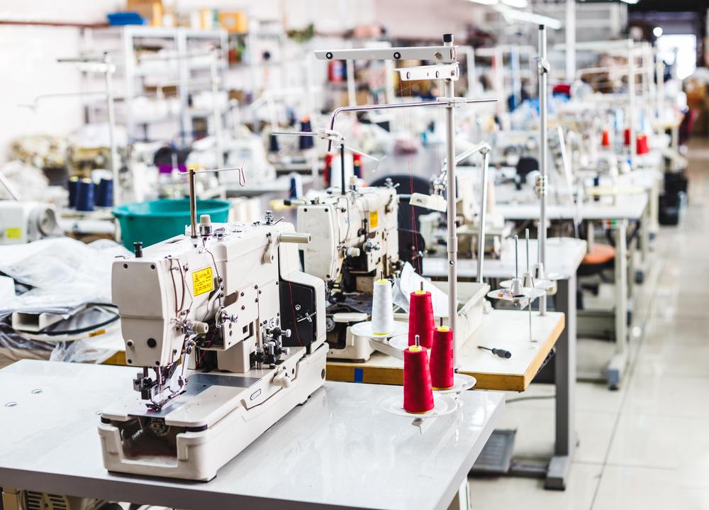 縫製工場のコストダウン