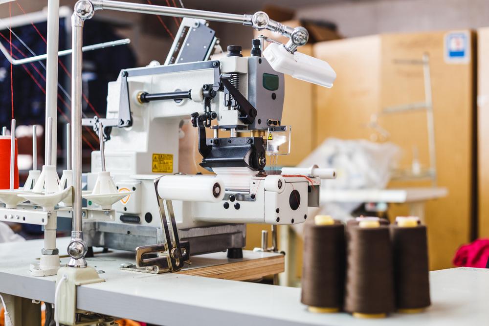 縫製工程の自動化