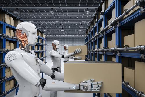 パレタイジングロボットとは?仕組みや代表メーカー、参考価格まとめ